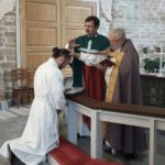 Ordination in Skvoritsy