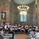 12th Sacred music festival was held in Skvoritsy