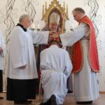 Ordination of a deacon in Moscow