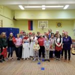 Visit to the boarding school in Murmansk