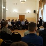 Lutheran Dean Meets with Community in Rzhev