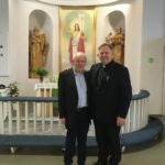 Laier Visits Ingrian Congregation in Gatchina