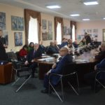 Bishop Laptev Attends Inter-Faith Discussion on Peacemaking