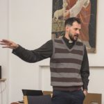 Deacon Raskatov to Lead Seminars in Moscow