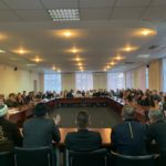 Students Meet with Religious Ministers in Irkutsk