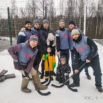 ELCIR Athletic Team Takes 3rd Place in Valenki Ice Hockey