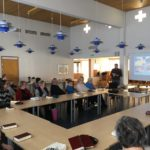Kalevala Pastor and Chairman Visit Churches in Finland