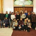 Families Meet Up in Koltushi Church, Discuss God's Design and Spouse Relationship