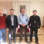 Deacon Tsvetkov Meets with Evangelical Christians, Discusses Collaboration