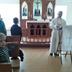 Fellow-Christians in Rzhev Reconnect after Lockdown as Church Celebrates Mother's Day
