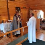 Catechist Installed for Congregation in Steklyanny